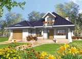 House plan: Milena II G1