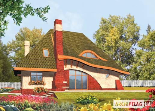 Проект будинку - Мєшко