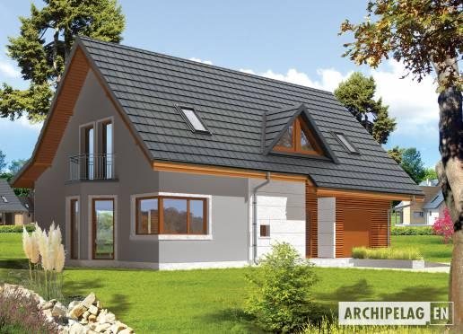 House plan - Demi G1 B