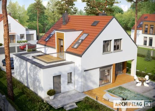 House plan - Pedro II G1 ENERGO