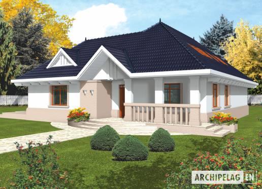 House plan - Lucia