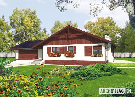 House plan - Romina G2