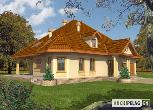 House plan - Vlad G2