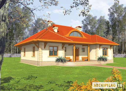 House plan - Mery II