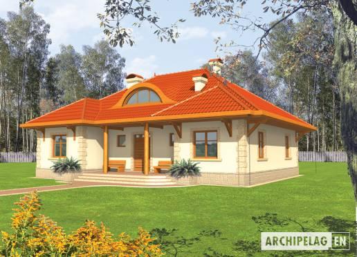House plan - Mery II