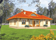 Projekt domu: Meri II