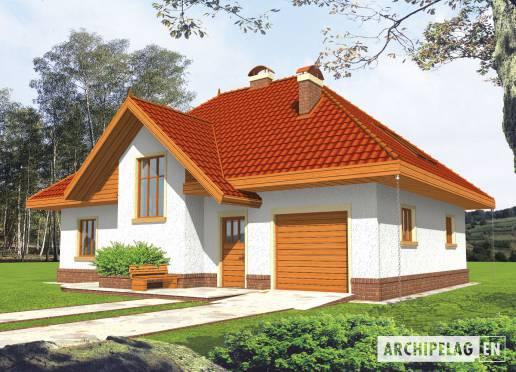 House plan - Lusi G1