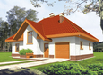 Projekt domu: Lusi G1