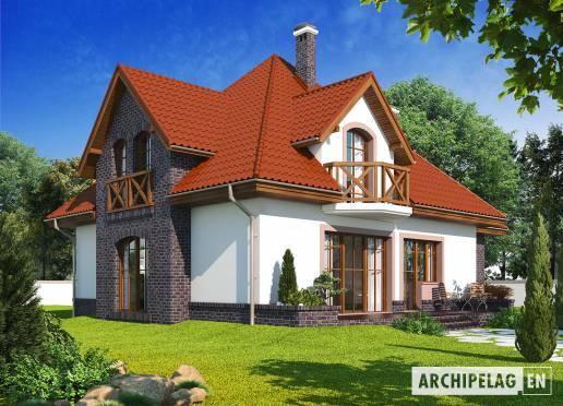 House plan - Grande G1