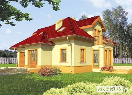 House plan - Melisa G1
