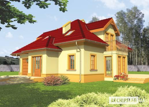 Проект будинку - Меліса