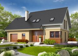 Projekt rodinného domu: Jurek II G1