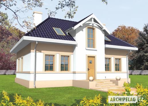 Projekt rodinného domu - Kalisto