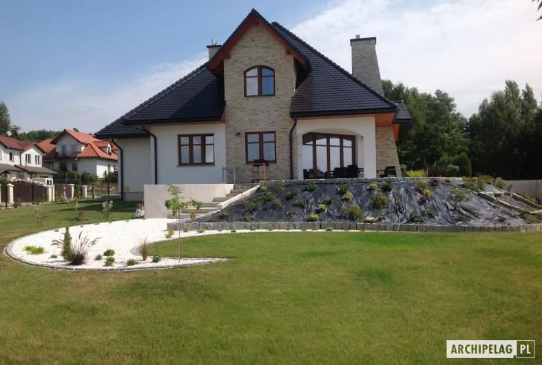 Projekt domu Melania G1 - realizacja