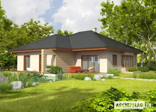 House plan - Kornelia III G2