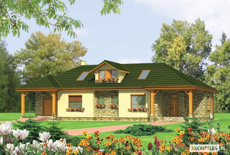 Projekt domu Milenka G1 -