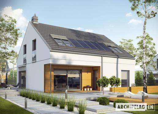 House plan - E10 ENERGO PLUS