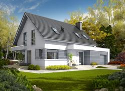 Projekt rodinného domu: Patryk III G1