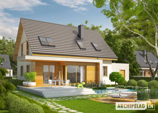House plan - Nikodem G1