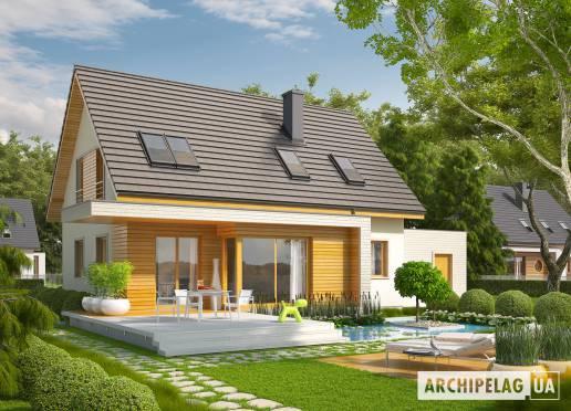 Проект будинку - Нікодим (Г1)