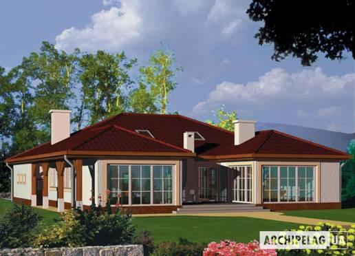 Проект дома - Сташка (Г2)