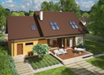 Projekt domu: Marcin III G2 Mocca