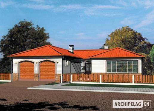 House plan - Ivonne G2