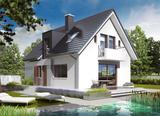 Projekt rodinného domu: Jonáš G1