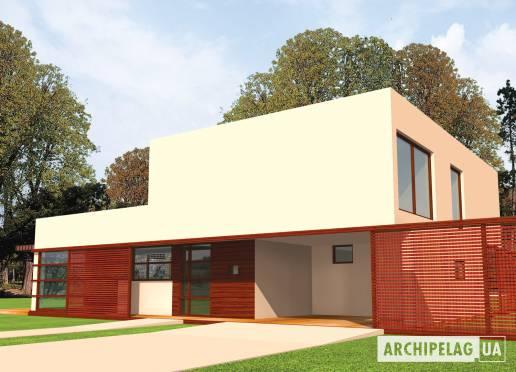 Проект будинку - Маріо (Г2)