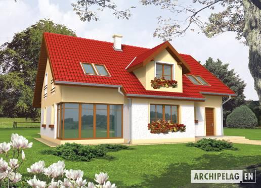 House plan - Randy