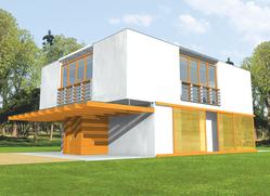 Проект дома: Макс