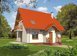 Projekt rodinného domu: Česlava