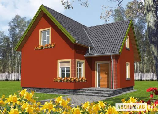 Проект будинку - Мальвінка