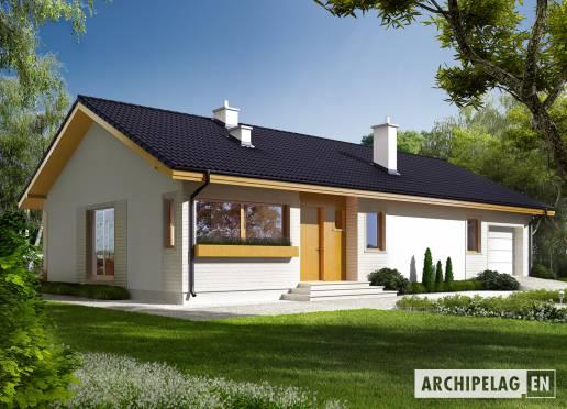 House plan - Eric G1