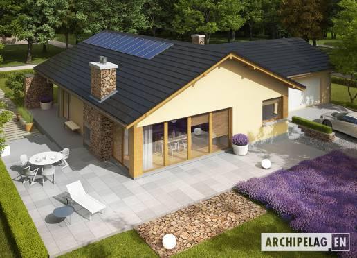 House plan - India II G2 B