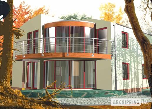Проект будинку - Леху (Н)