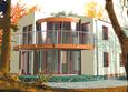 Projekt domu: Leila S1