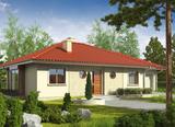 Projekt rodinného domu: Margo G1
