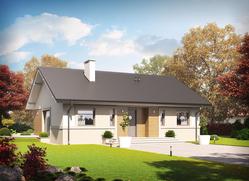 Projekt rodinného domu: Kornel Energo