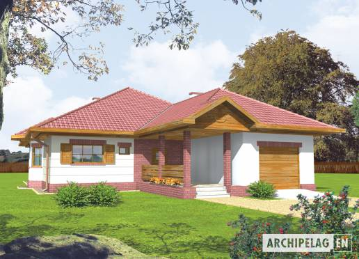 House plan - Lu G1