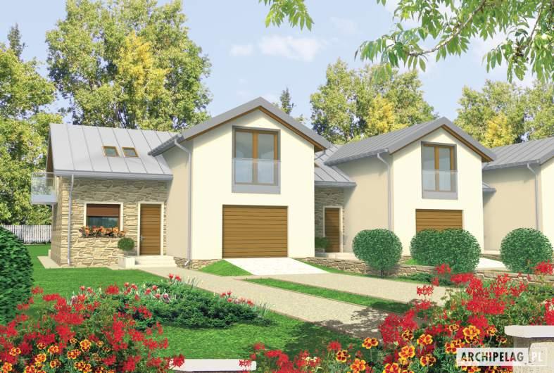 Projekt domu Lina G1 -