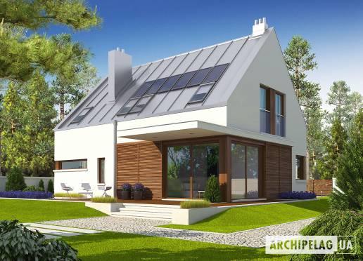Проект будинку - Лів 6 (Г1)