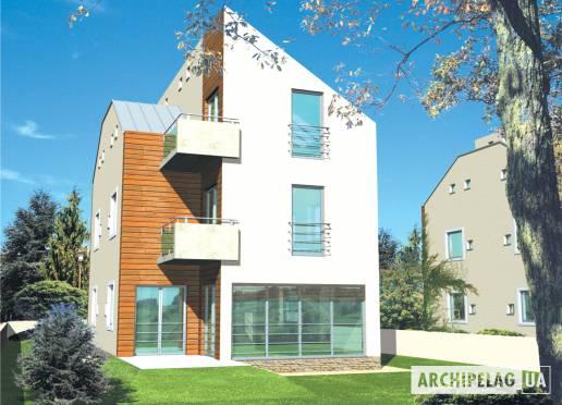 Проект будинку - Весик