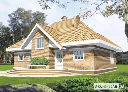 Проект будинку - Леокадія