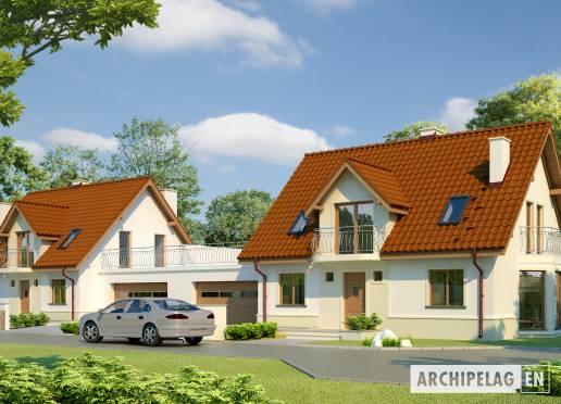 House plan - Kaj G2
