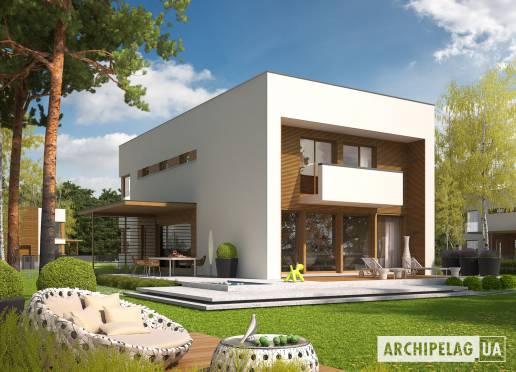Проект будинку - Екс 5 (Г1, Енерго) *