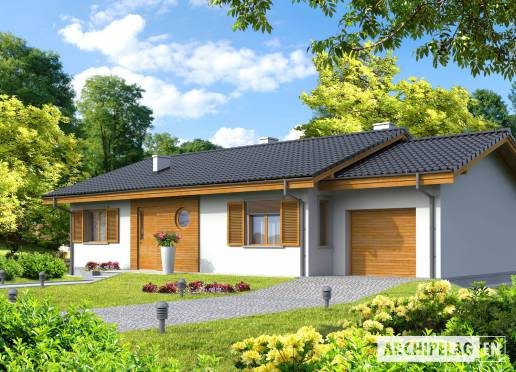 House plan - Manuela G1
