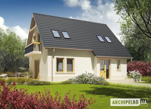 Проект будинку - Олінька