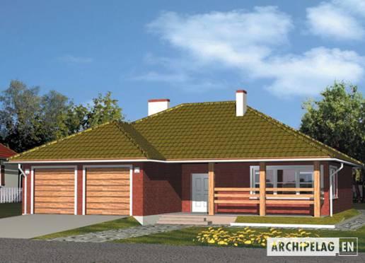 House plan - Patrice G2
