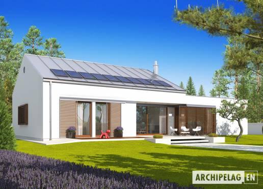 House plan - EX 8 G2 A